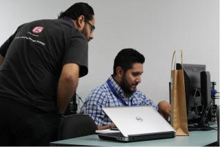 Clientes en taller f5 Seguridad